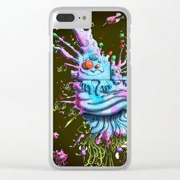 Weirdos Clear iPhone Case