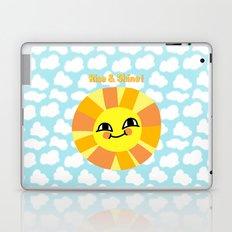 Rise and Shine! Laptop & iPad Skin