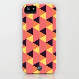 Duskee iPhone Case