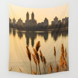 Dance Of The Reeds Wall Tapestry