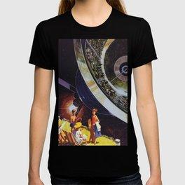 Planetary Precipice T-shirt
