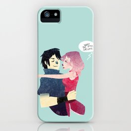 Aren't they lovely. iPhone Case