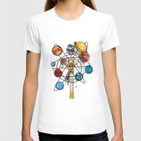 venus T-shirts featuring Venus by Natalie Easton