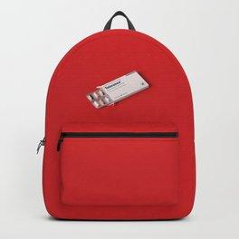 Tolerance pills Backpack