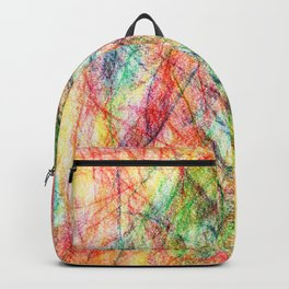 Gum Leaves Backpack