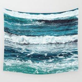 Ocean Rainbow Wall Tapestry