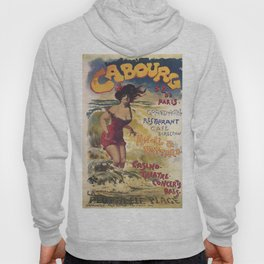 Vintage poster - Cabourg Hoody