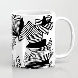 Byron Abstract Coffee Mug