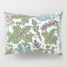 herbs pattern Pillow Sham