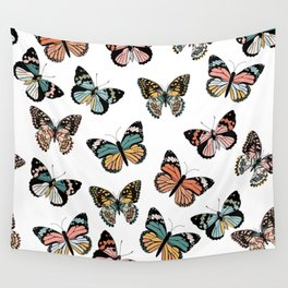 You Give Me Butterflies.. Wall Tapestry