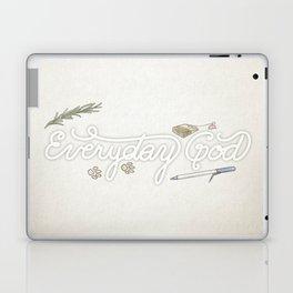 Everyday God Laptop & iPad Skin
