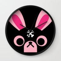 wrestling Wall Clocks featuring Wrestling Academy Koko by TokyoCandies