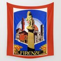 Florence Firenze travel, lion statue by aapshop
