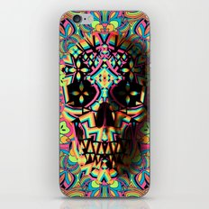 Fancy Skull iPhone Skin