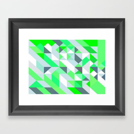 With nothing left to hide 3/3 Framed Art Print