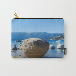 The Organic Placement of Nature Carry-All Pouch