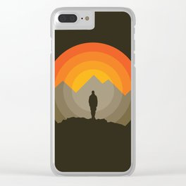 Explorer Clear iPhone Case