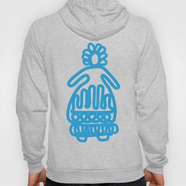 Snow Girl Hoody