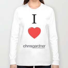 I Love Chris Gardner Photography Long Sleeve T-shirt