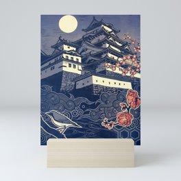 Himeji-jo Mini Art Print