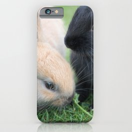 Finish Your Vegetables iPhone Case