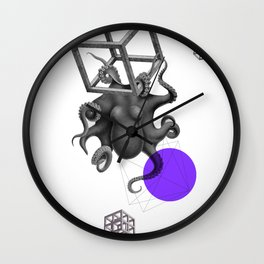Zoologica Serie: Collaboration Wall Clock