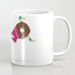Dropkicks and Donuts Coffee Mug