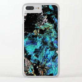 Mexican Copper Clear iPhone Case