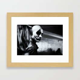The Joker Framed Art Print
