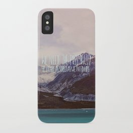 Escape x Alaska iPhone Case
