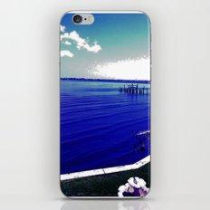 Verano Fresco iPhone Skin