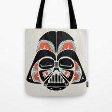Death Mask - Alliance Is Rebellion - Darth Vader Tote Bag