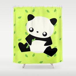 Pandamonium Shower Curtain