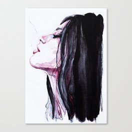 Reckless Canvas Print