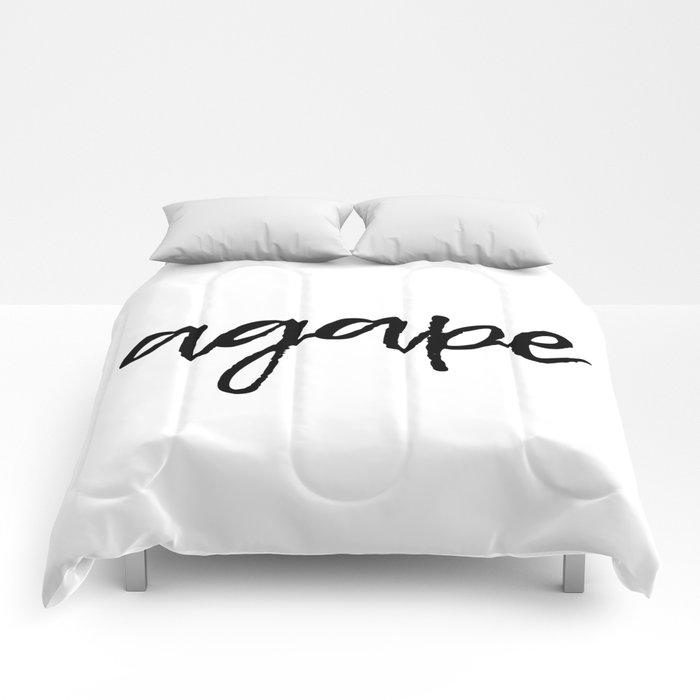 Agape Comforters