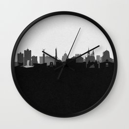 City Skylines: Samara Wall Clock
