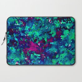 Midnight Oil Spill Laptop Sleeve