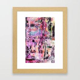 Replay Lounge Framed Art Print