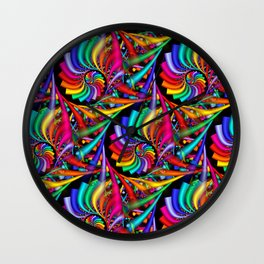 use colors for your home -11- Wall Clock
