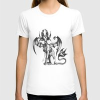 sphynx T-shirts featuring Sphynx by STiCK MONSTER iNK