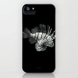 Lionfish iPhone Case
