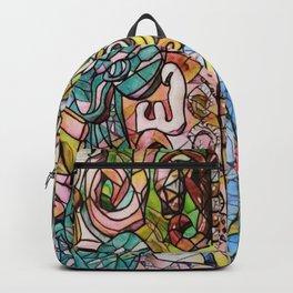 Spewing fantasy Backpack