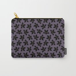 Vampire bats pattern Carry-All Pouch