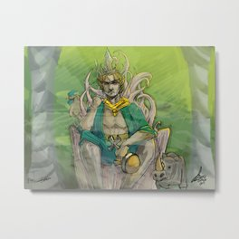 High Elf Metal Print