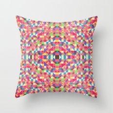 one more night Throw Pillow