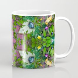 vines in the garden Coffee Mug