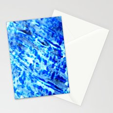 fish scale Stationery Cards