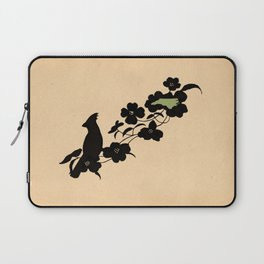 North Carolina - State Papercut Print Laptop Sleeve