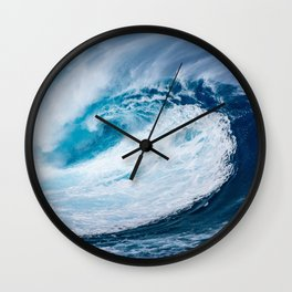La Ola Wall Clock