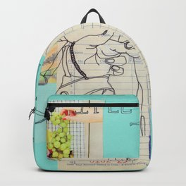 empty promises Backpack